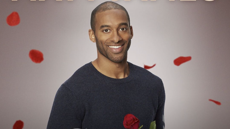 ABC Names Its First Black Bachelor, Matt James