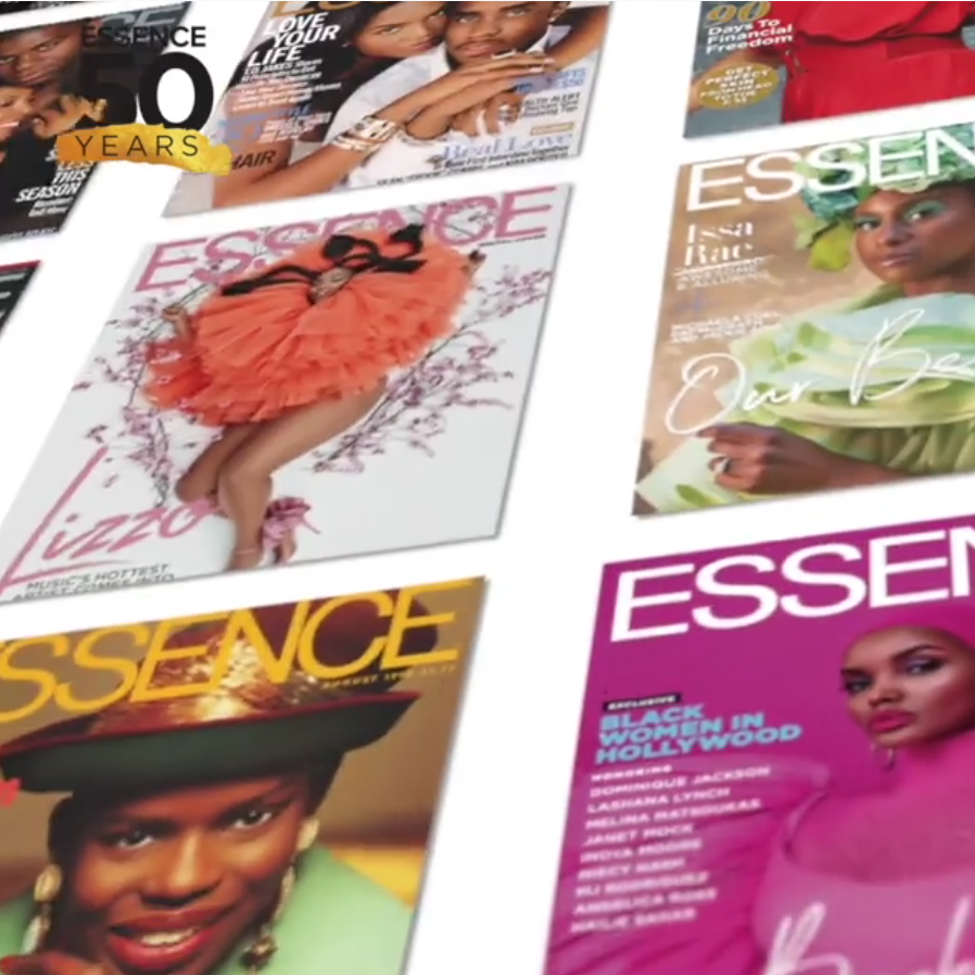 The ESSENCE 50th Anniversary Hub Is Now Live!