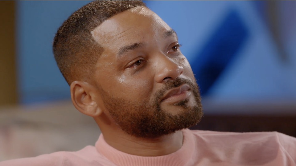 Will Smith Gets Emotional About Becoming A Dad At 24