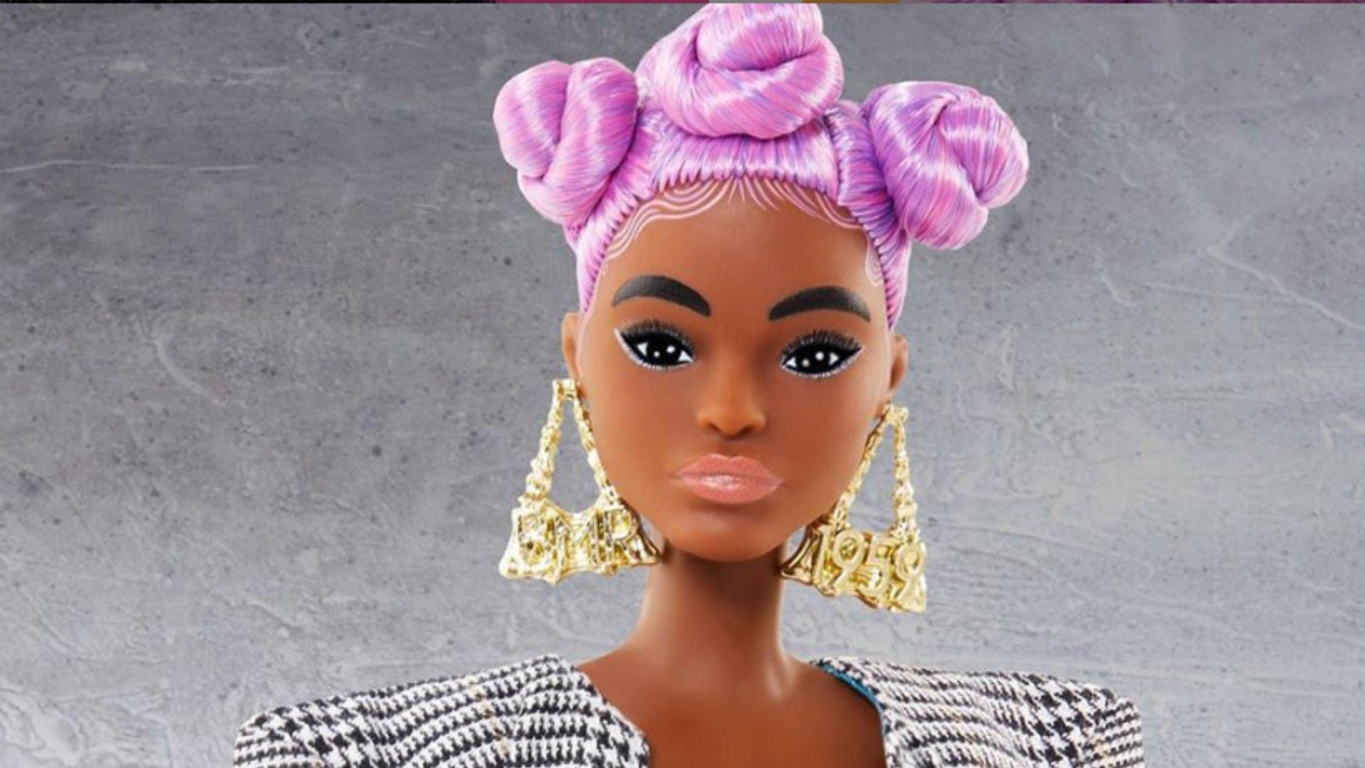 Barbie Just Got A Makeover And It Includes Baby Hair