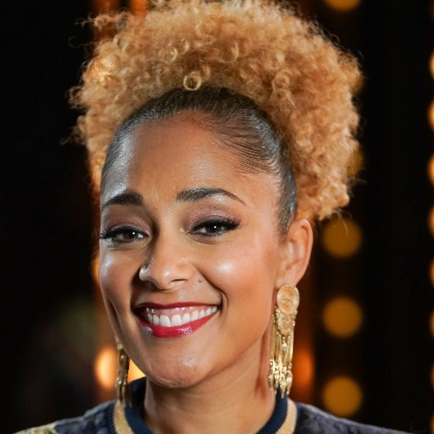 Amanda Seales' Pre-Show Halo Braid Was The Beauty Highlight Of The BET Awards