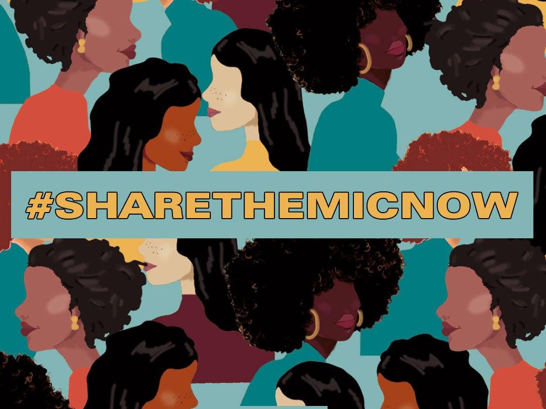 Bozoma Saint John And Luvvie Ajayi Jones Detail The #ShareTheMicNow Initiative