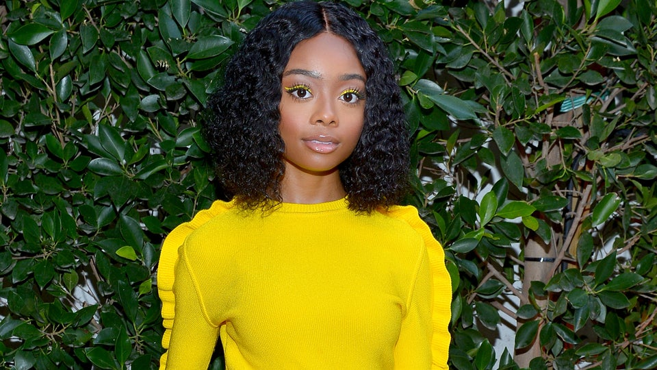 Skai Jackson: 'I'm Trying To Expose As Many Racists As I Can Today'