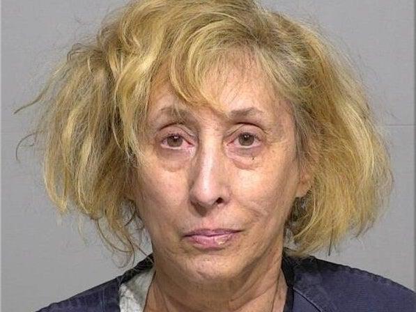 Wisconsin attorney Stephanie Rapkin jail photo