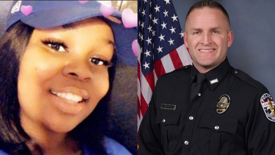 Only One Officer Indicted In Connection To Breonna Taylor's Case
