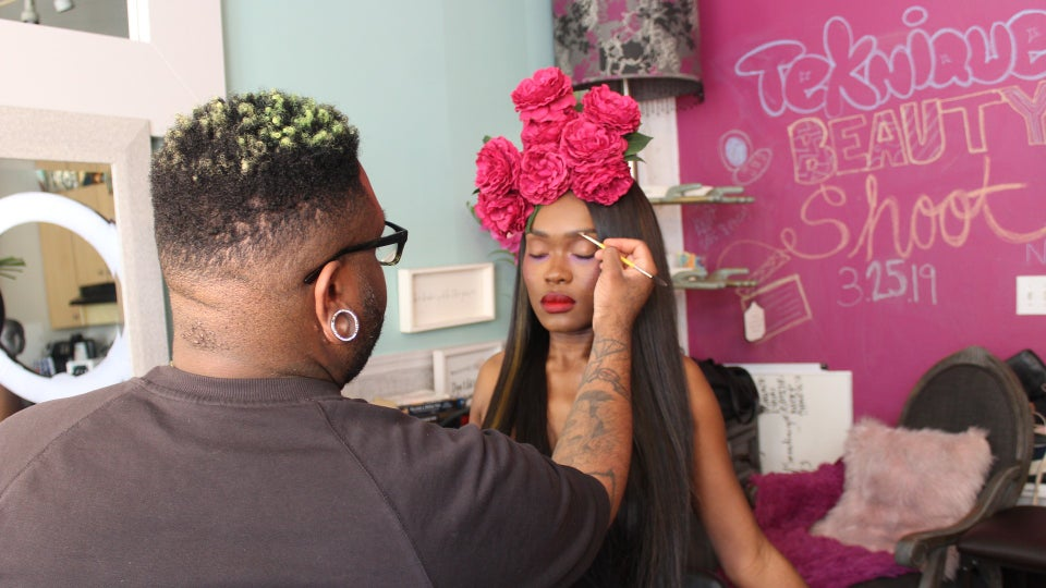 The Teknique Agency Is Putting Top Beauty Creatives On The Map