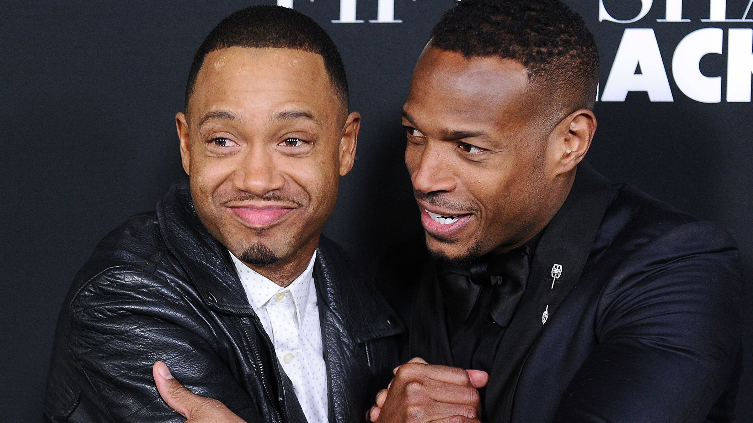 """Marlon Wayans Said """"I Got My Roses Today"""" After Twitter Threatened to Cancel Terrence J"""