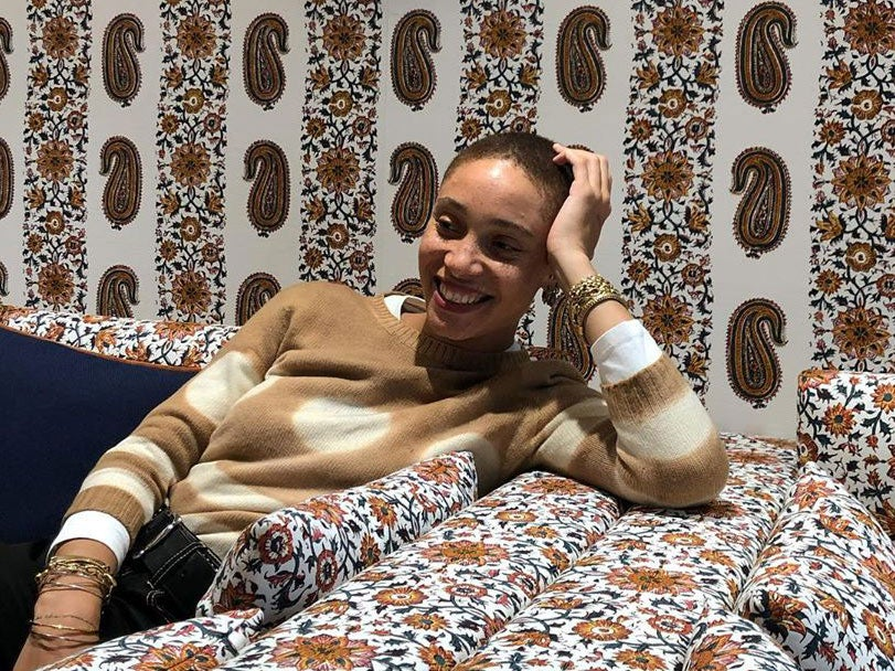 Supermodel And Activist Adwoa Aboah Talks Coping With Your Mental Health During This Time