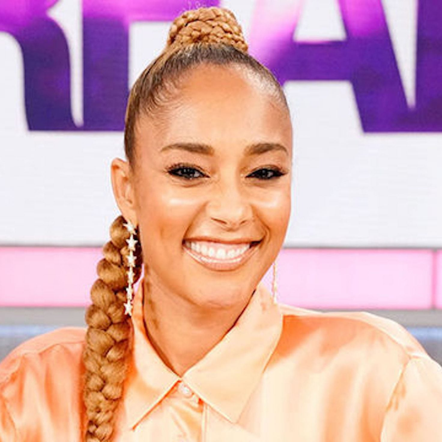 Amanda Seales Leaves 'The Real' After 6 Months, Hints At Lack Of Black Executives