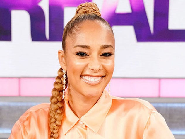 Amanda Seales Left 'The Real' Because There Weren't Enough Black Executives