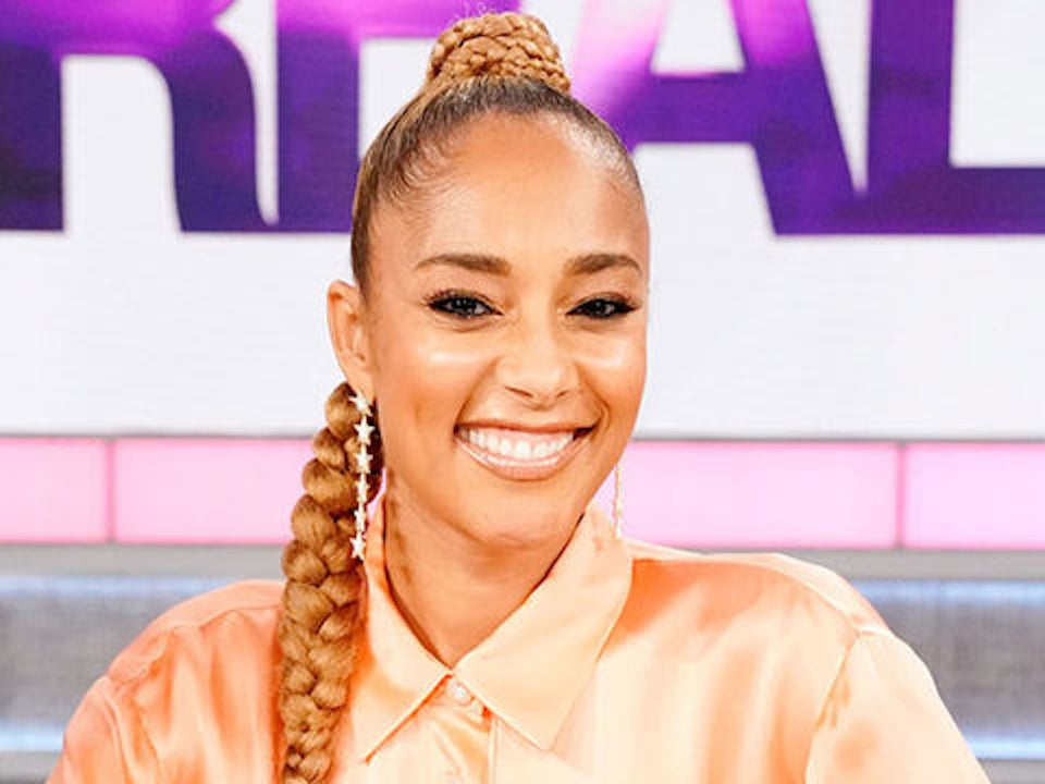 Amanda Seales Leaves 'The Real' After 6 Months