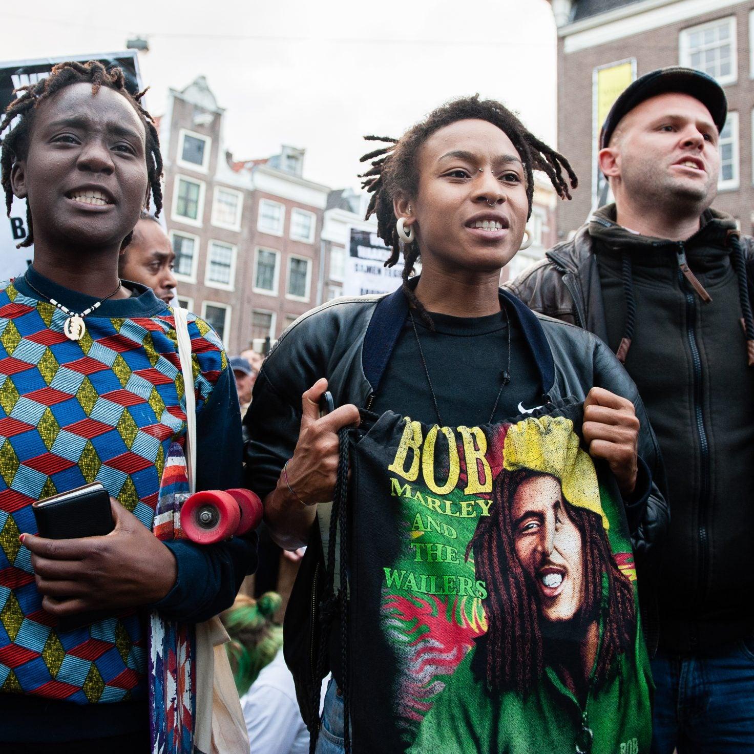 Black Antifa AF: The Enduring Legacies Of Black Anti-Fascism
