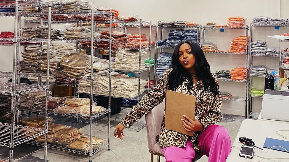 Luxury Label Hanifa Signs With The Hinton Group