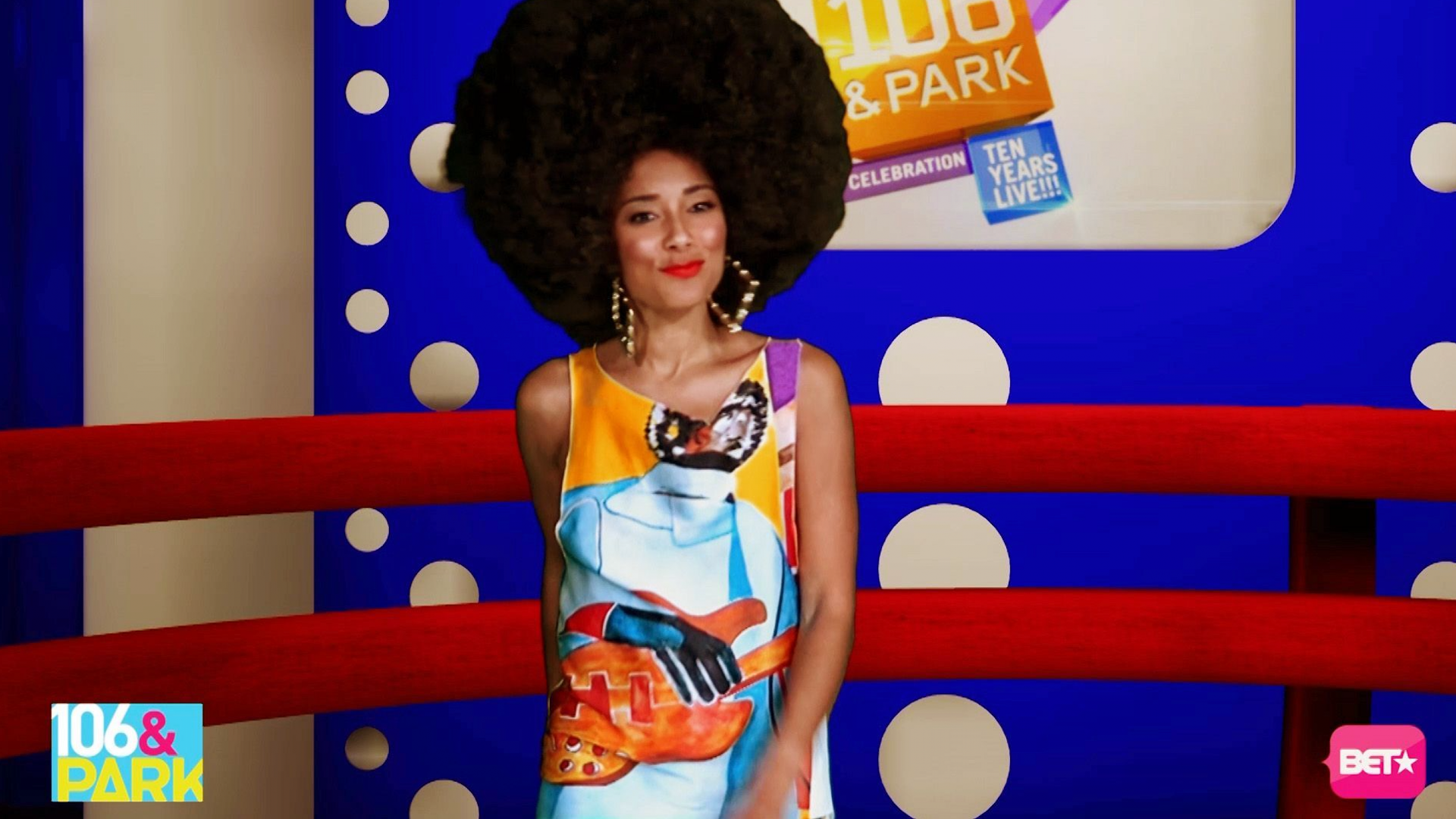 All The Natural Hairstyles From the 2020 BET Awards