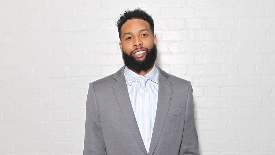 Odell Beckham Jr. Launches Justice Tee In Support Of BLM