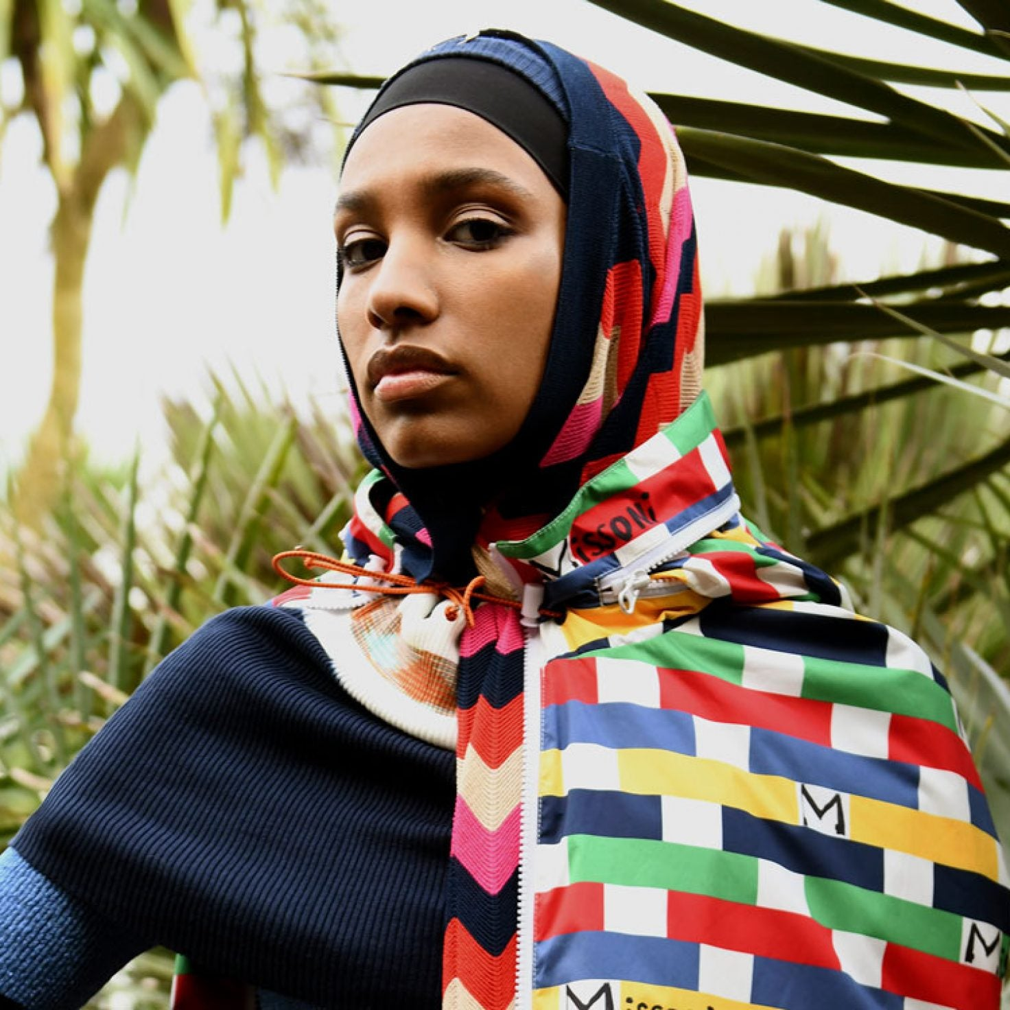 Save The Duck And Missoni Partner Up For Genderless Capsule Collection