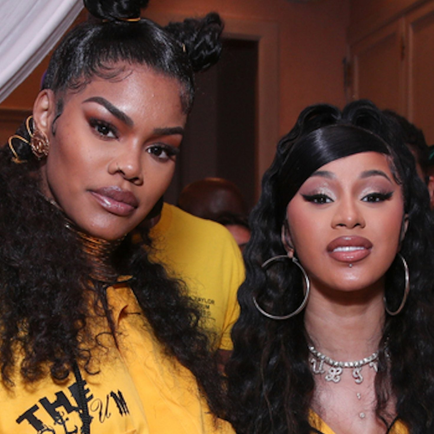 Inside Teyana Taylor's 'The Album' Listening Party