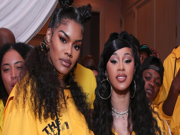 Inside Teyana Taylor's 'The Album' Los Angeles Listening Party