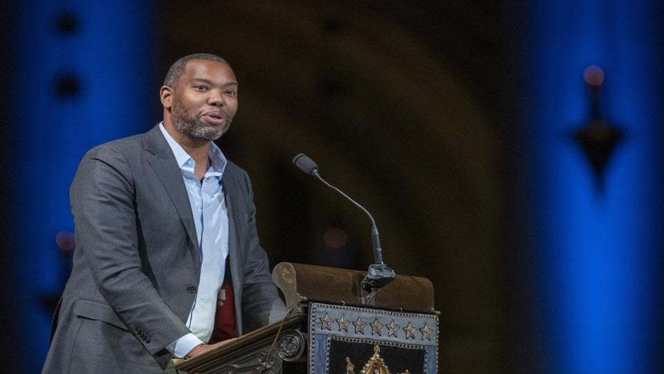 HBO to Adapt Ta-Nehisi Coates' 'Between the World and Me'