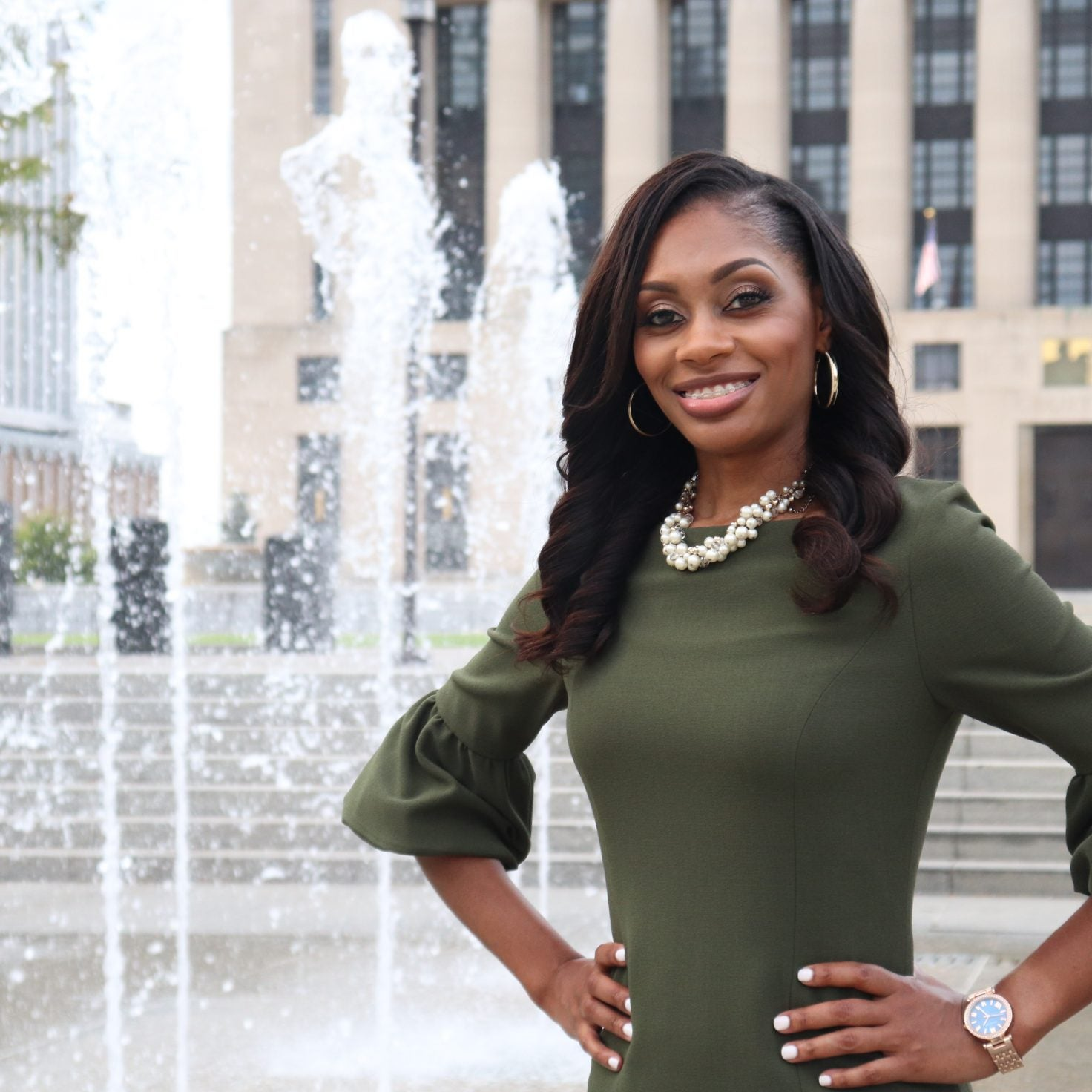 Keeda Haynes Wants To Give A Voice To Her Community