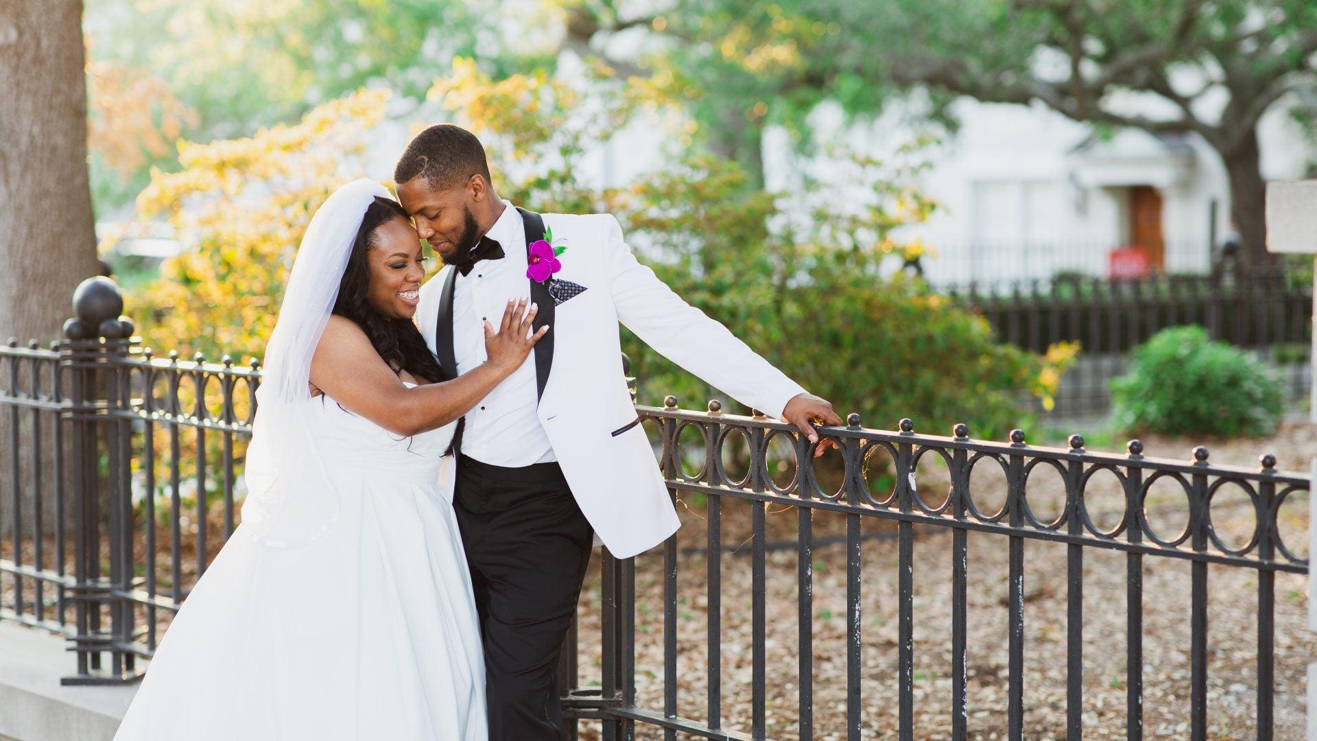 Bridal Bliss: Ashley And Richard's Charleston Wedding