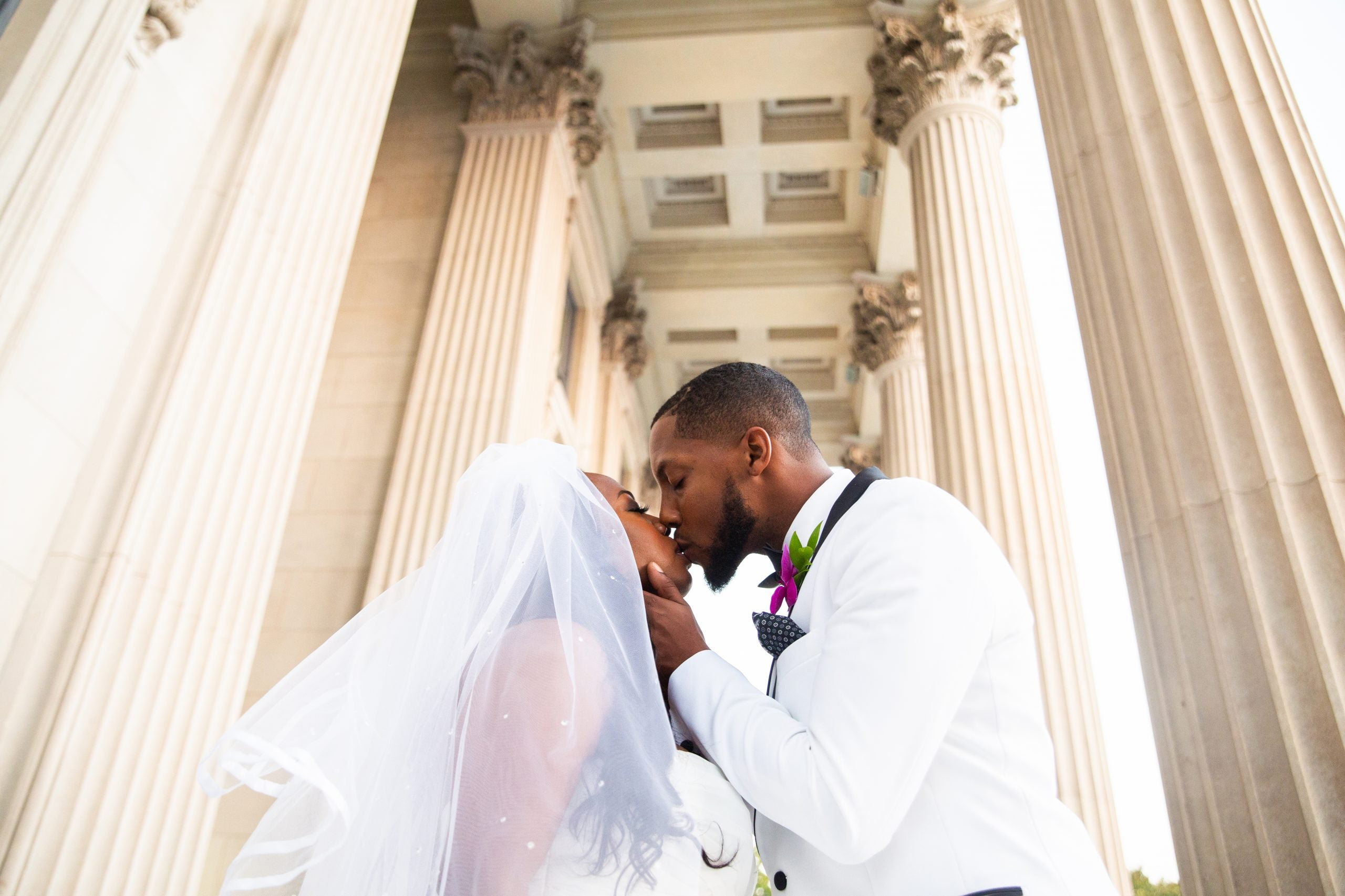 Bridal Bliss: Ashley And Richard Southern-Style Wedding Brought The Romance