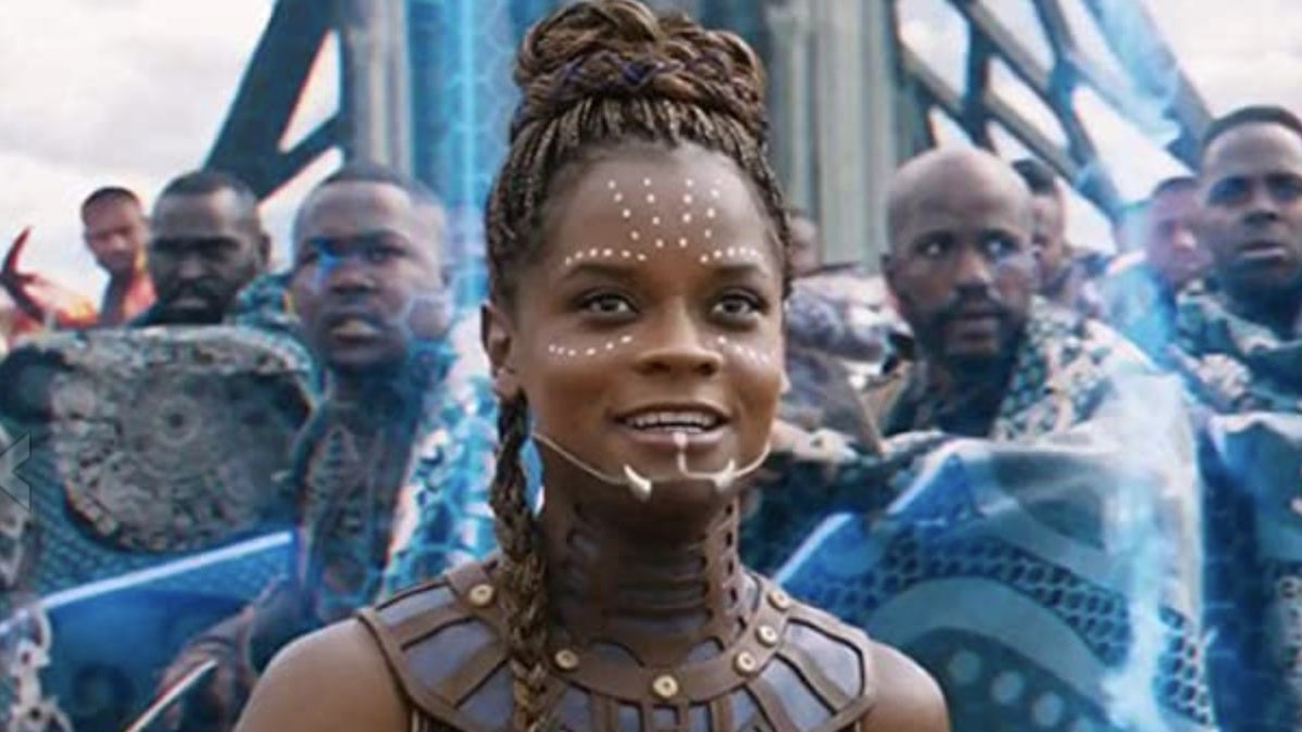 Scholastic & Marvel To Release Graphic Novel Based On Black Panther's Shuri