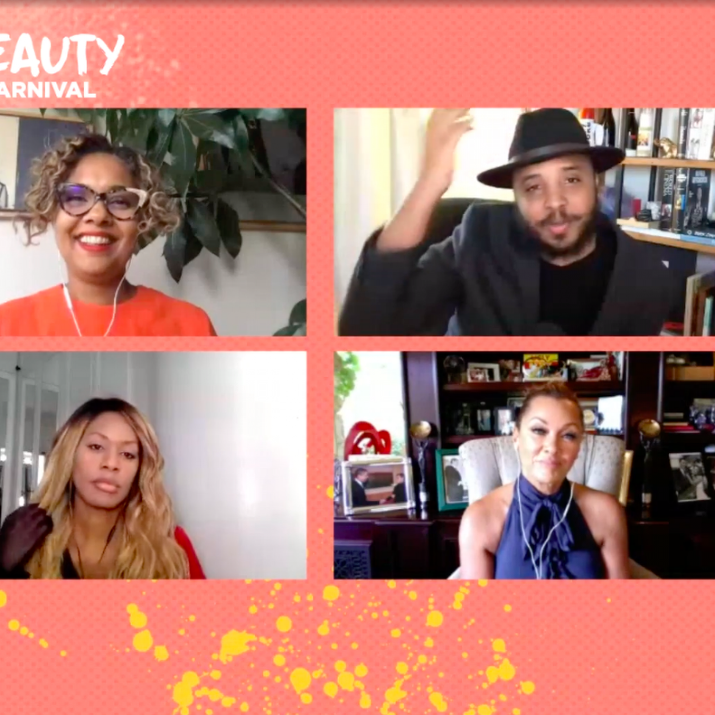 "The Mane Attraction with Hulu's Original Film ""BAD HAIR"" Cast and Creator"