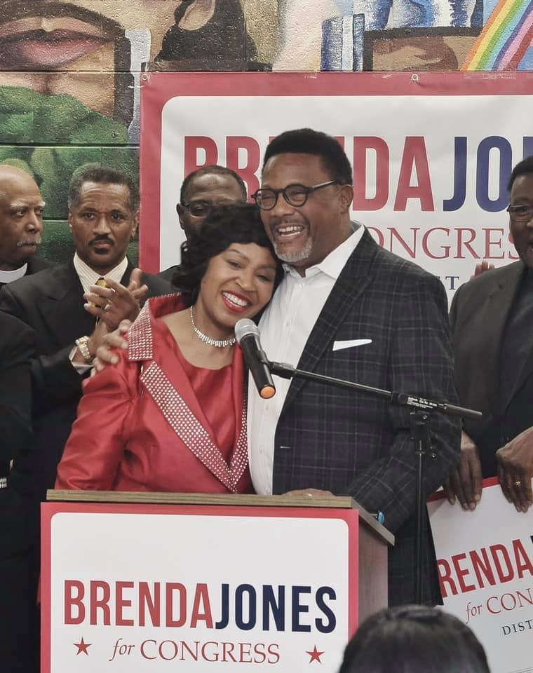 Brenda Jones For Congress - 13th Congressional District fundraiser