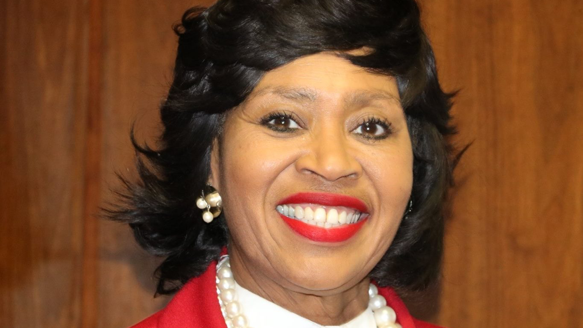 In A Tight Congressional Race Brenda Jones Is Confident About Her Chances