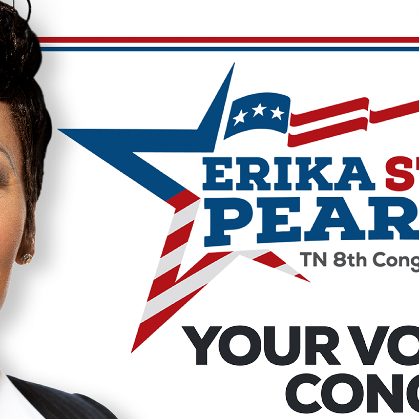 Erika Stotts Pearson Takes On Tennessee's 8th Congressional District Once Again