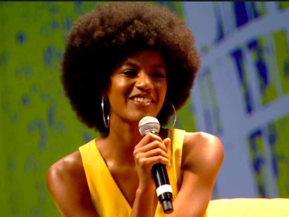 Ebonee Davis Talks About All Things Black Girl Magic