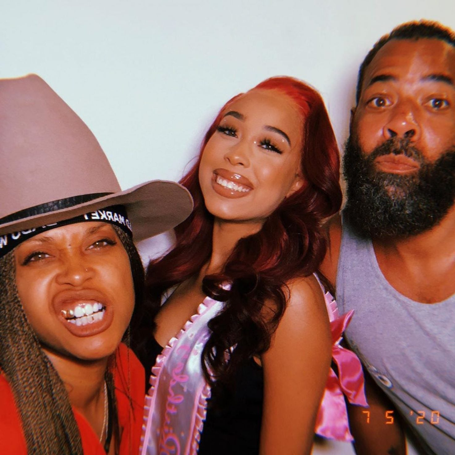 Erykah Badu and Rapper The D.O.C. Celebrate Daughter Puma's 16th Birthday