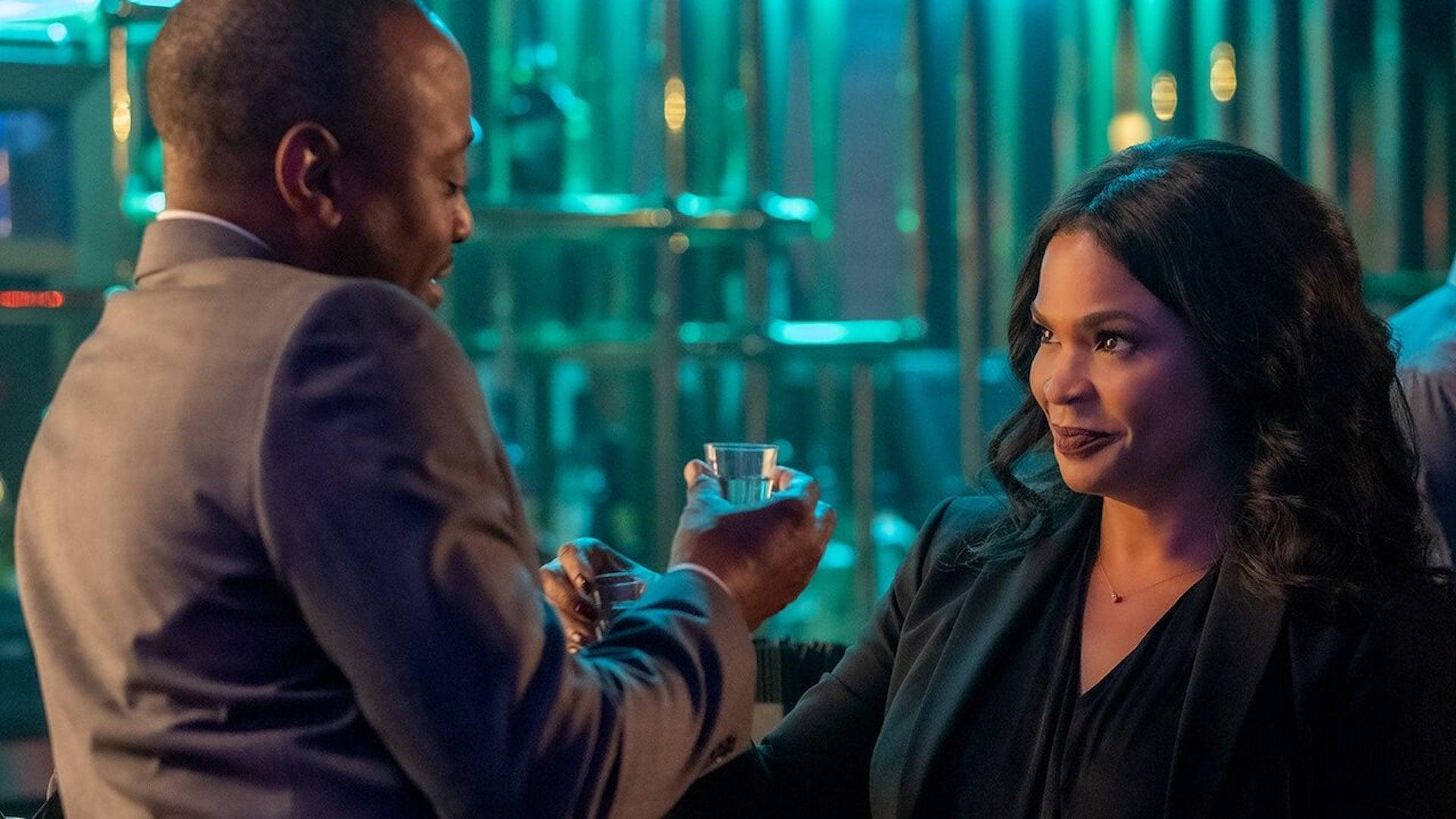 Nia Long Reveals 'Fatal Affair' Set Lacked Diversity - Essence