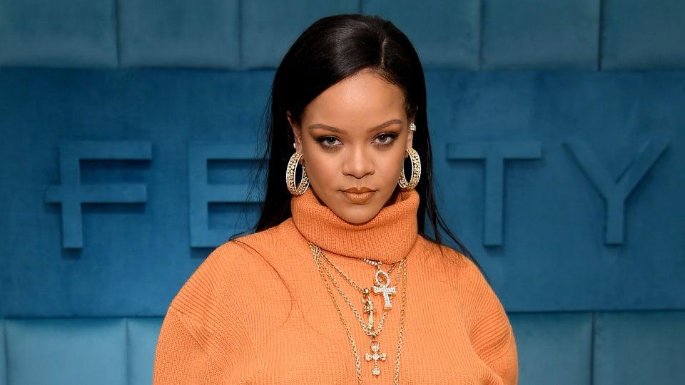 Rihanna Shares First Teaser Video For Fenty Skin