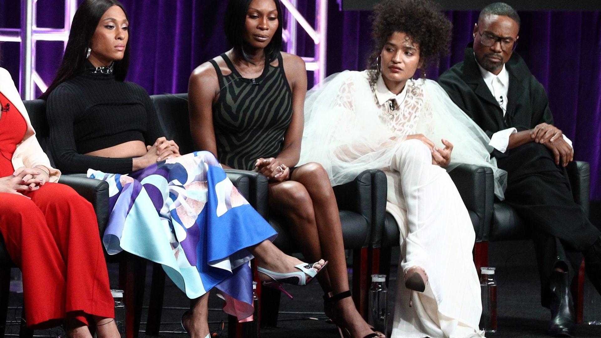 'Pose' Cast Breaks Silence On Emmy Snubs