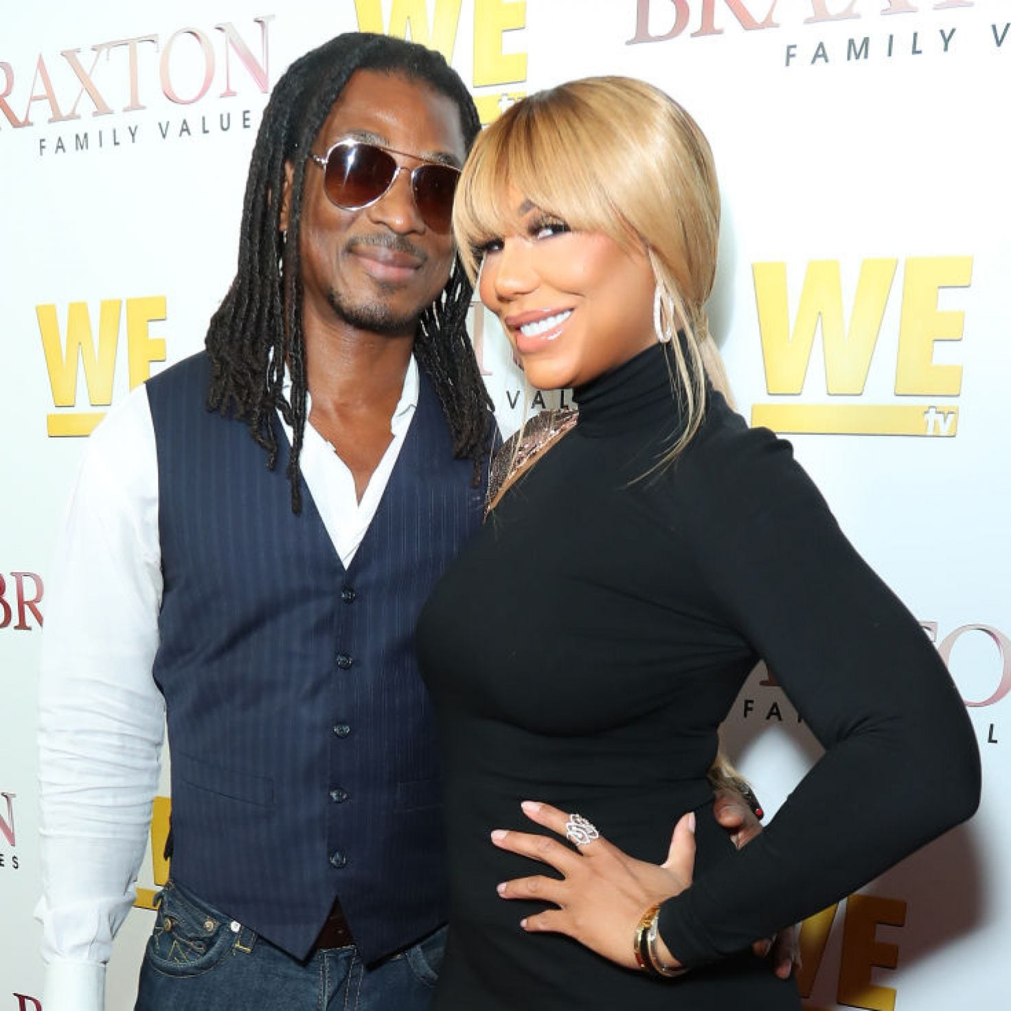 Tamar Braxton's Boyfriend Gives Health Update During 'Extremely Difficult Time'