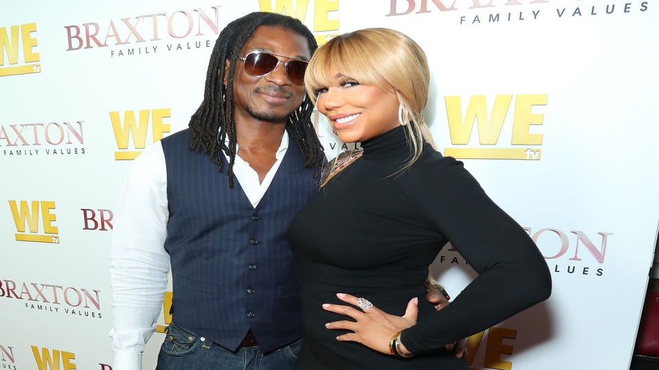 Tamar Braxton's Boyfriend Gives Update On Her Health During 'Extremely Difficult Time'