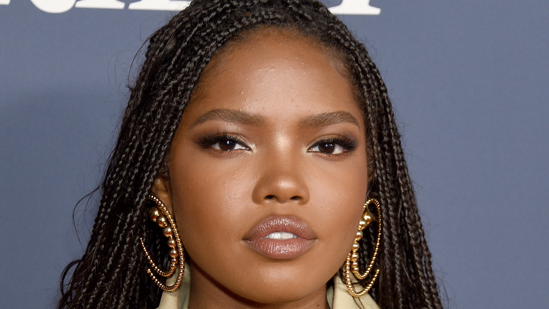 Ryan Destiny Shows Off Her Sexy New Do