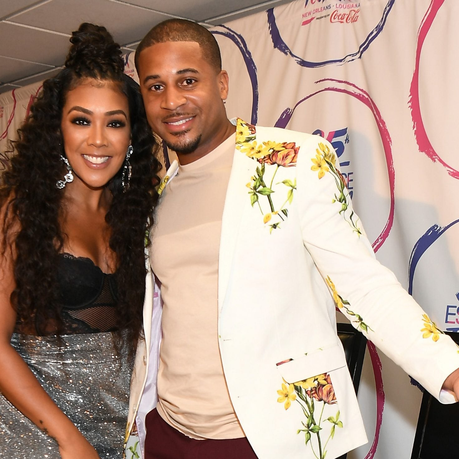 Grab A Tissue! Influencer Couple Khadeen And Devale Ellis Got An Anniversary Performance From Jamie Foxx