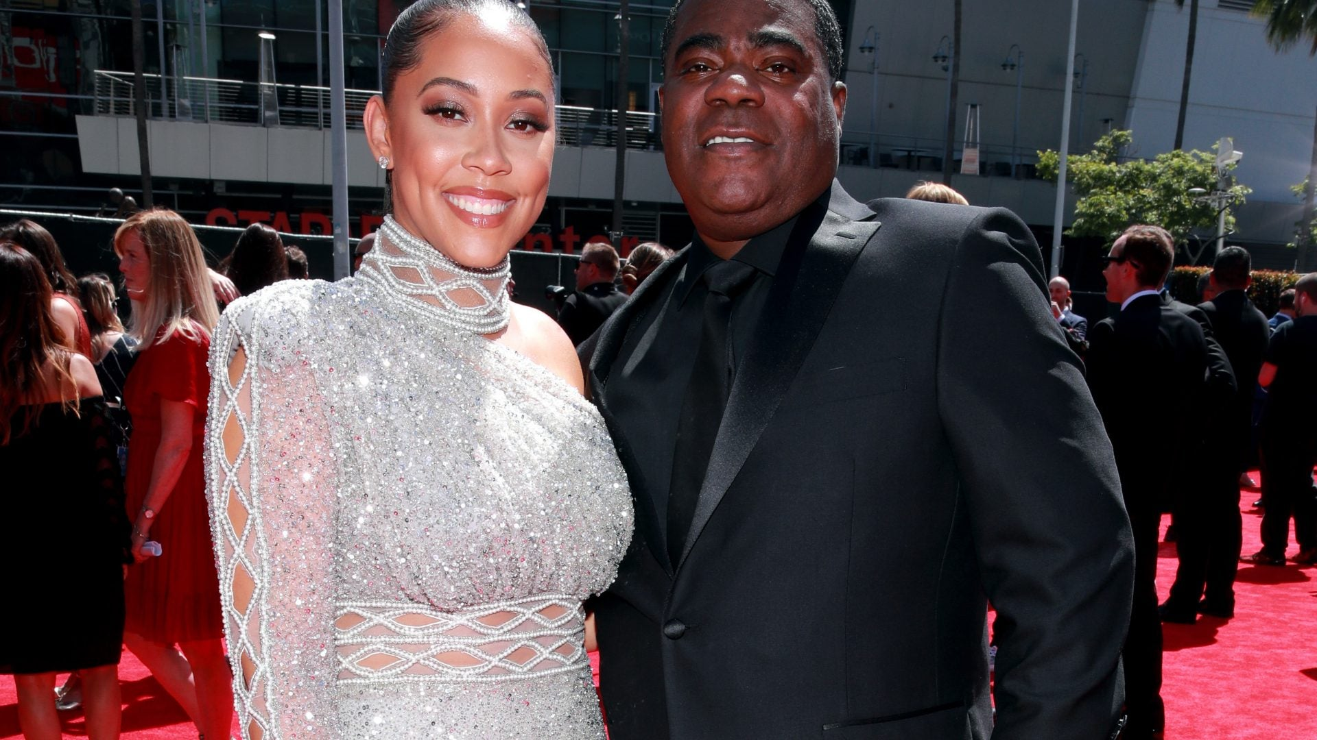 Tracy Morgan And Wife Megan Morgan File For Divorce