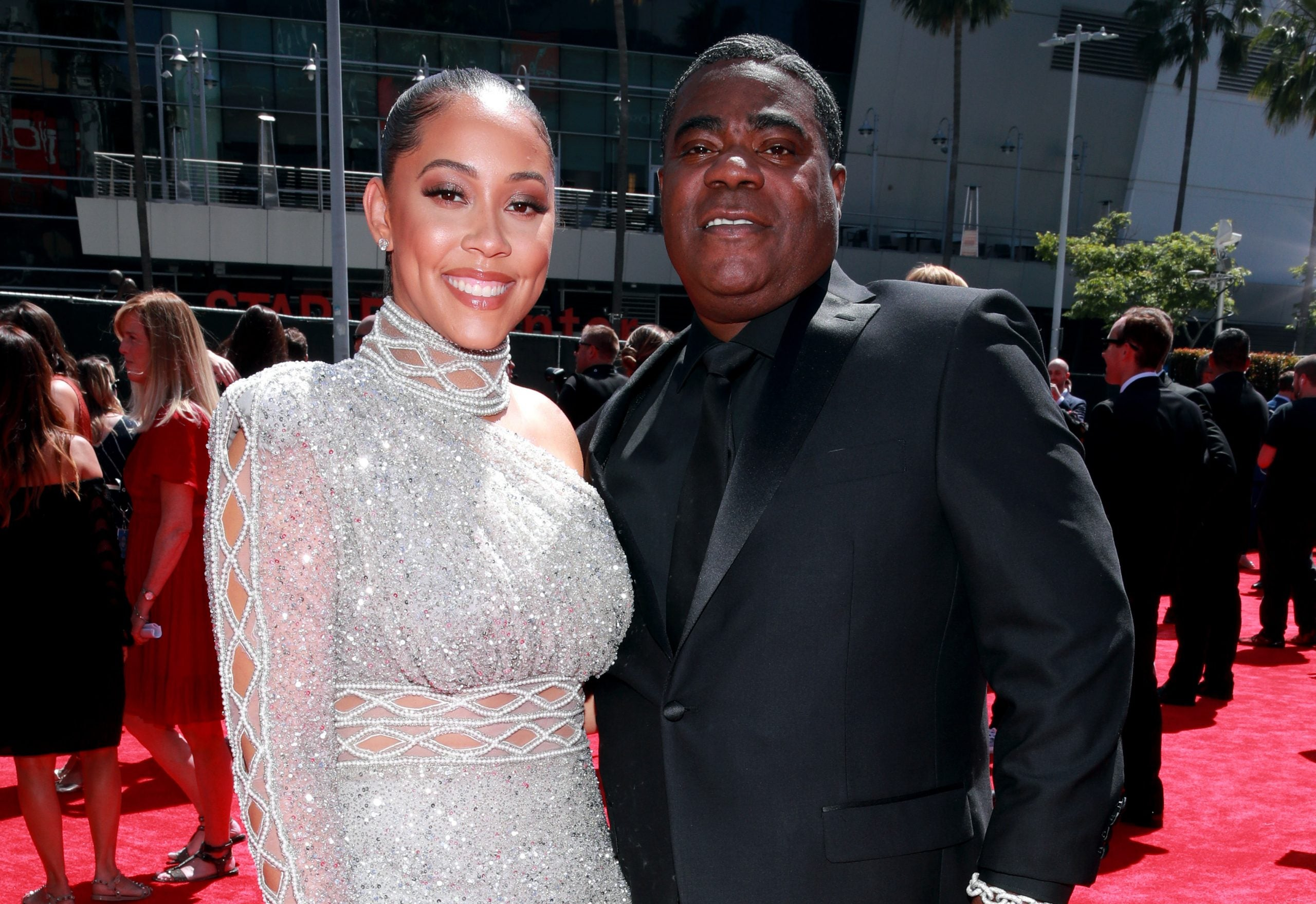 Tracy Morgan And Wife Megan Morgan Split After Five Years Of Marriage