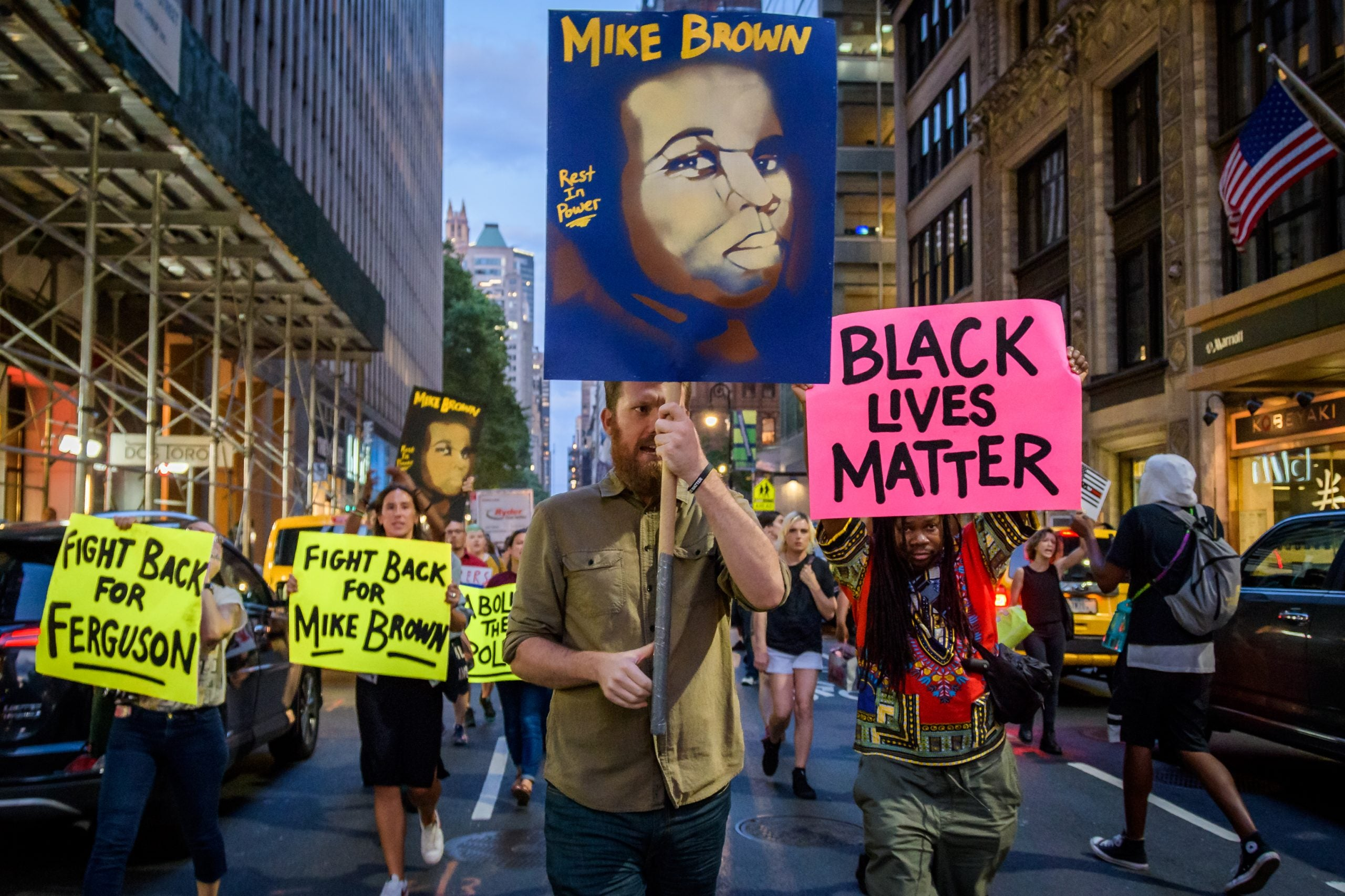 Cop Who Killed Michael Brown Won't Face Charges