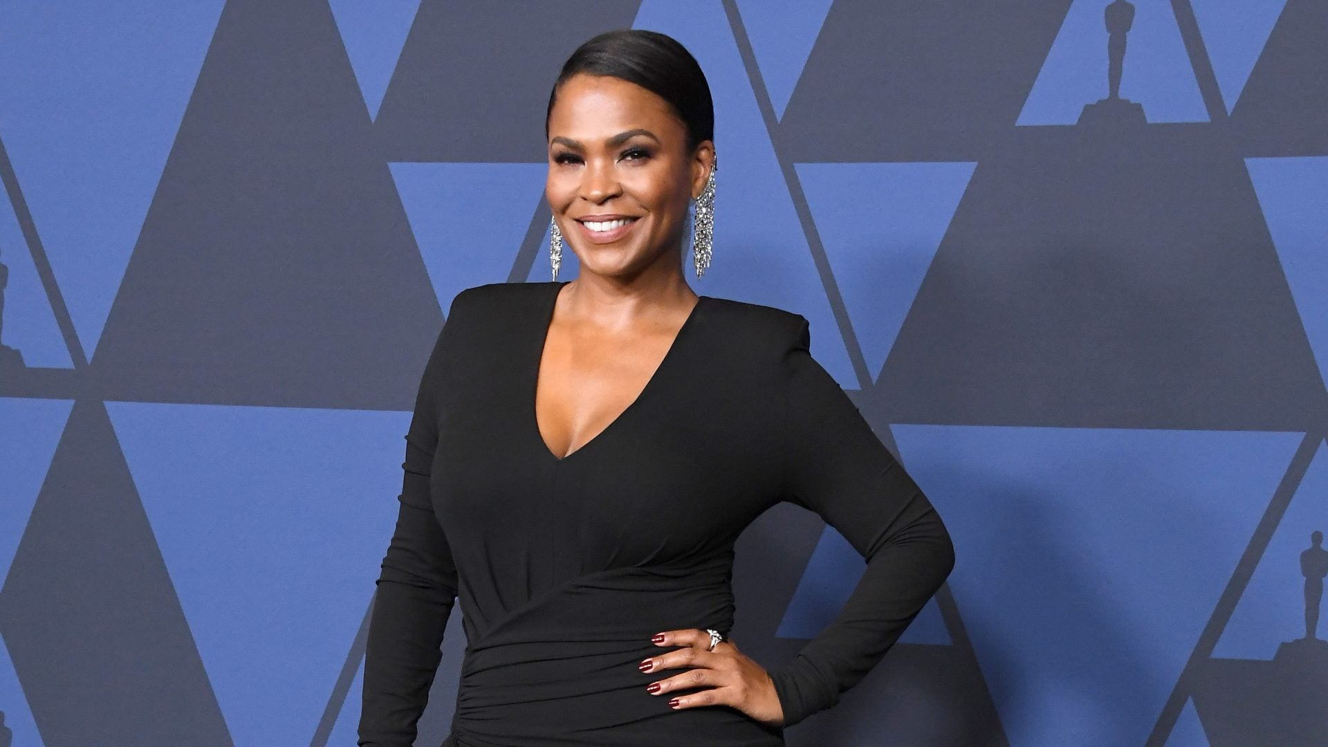 Nia Long Reveals The Wellness Secret To Looking Youthful