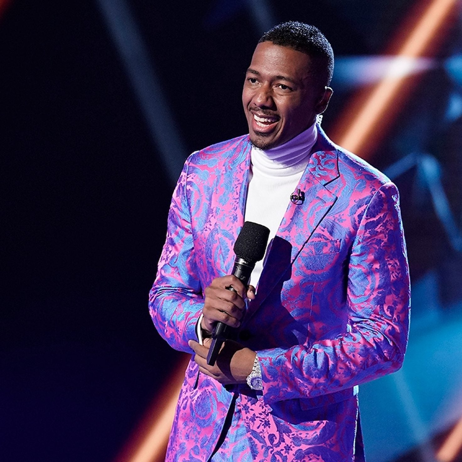 Nick Cannon To Keep 'Masked Singer' Gig Amid Anti-Semitism Controversy