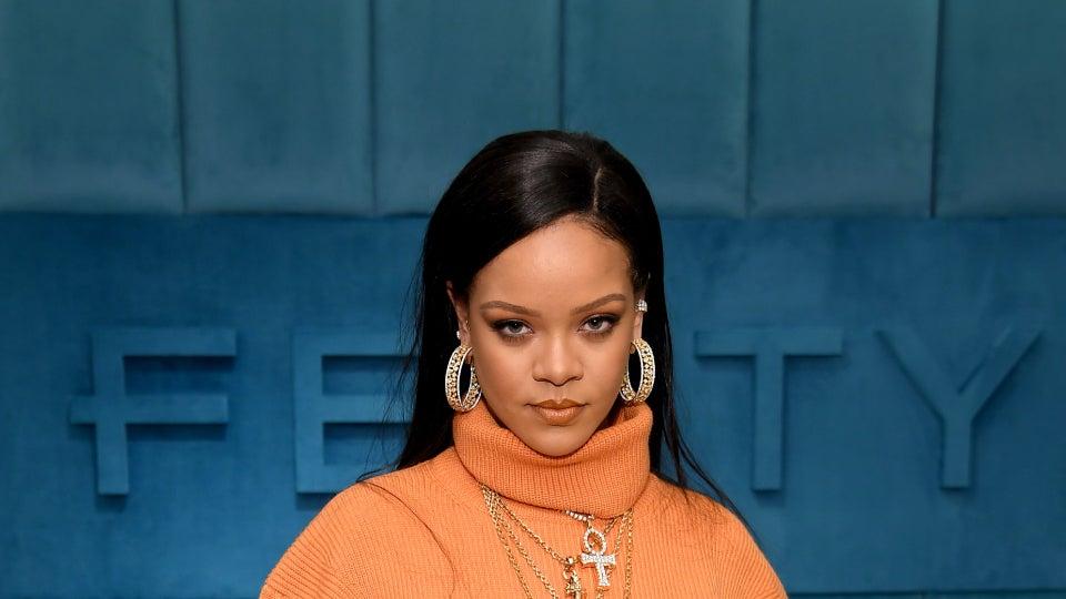 Rihanna Shares Surprising New Details About Fenty Skin