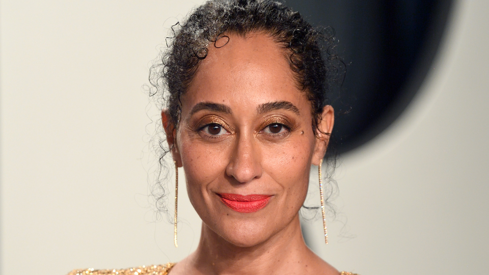 Tracee Ellis Ross's 'Cursive' Baby Hair Tutorial Is A Must-See