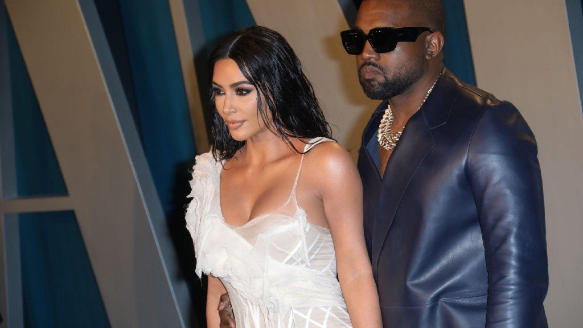 Kim Kardashian Speaks Out About Husband Kanye West's Mental Health