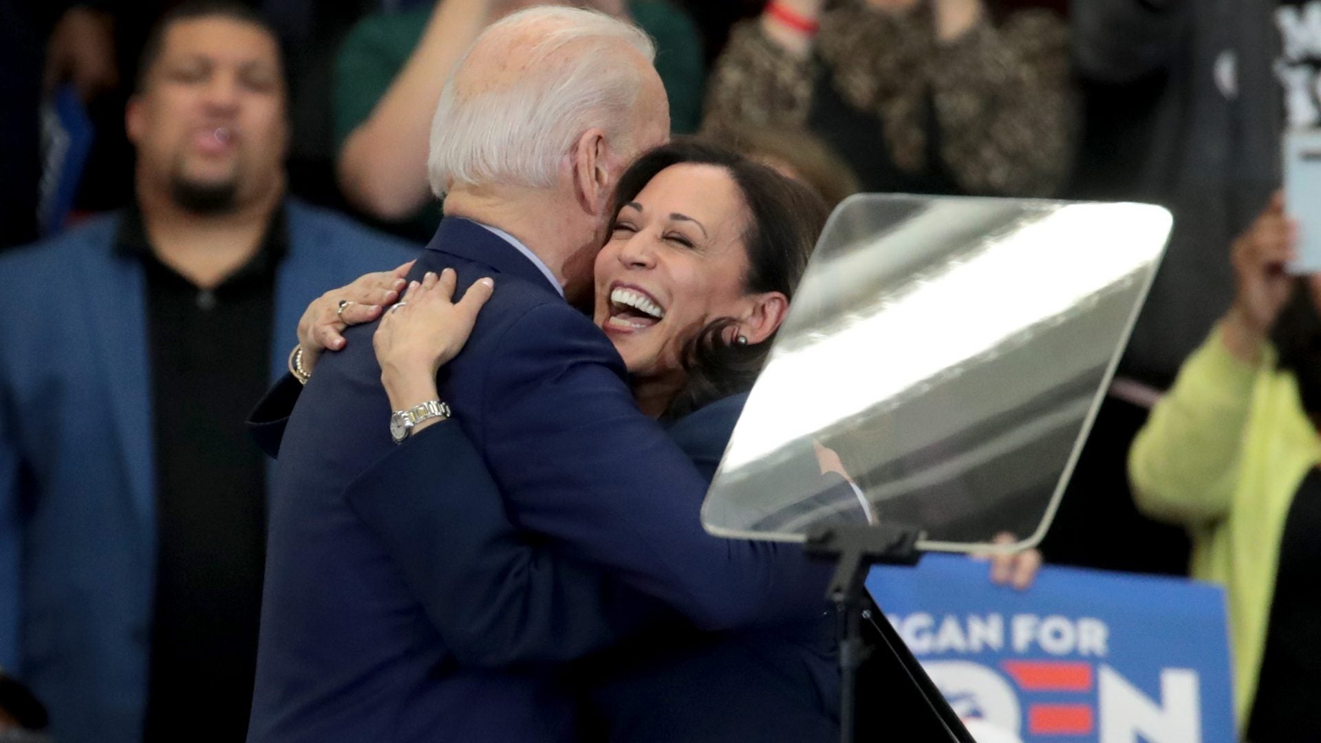 Joe Biden, Kamala Harris, Elected President And Vice President Of The United States