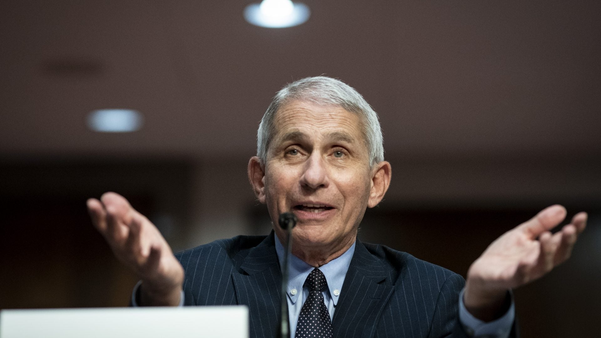 Fauci Responds To Trump's Problematic Tweets About The Coronavirus